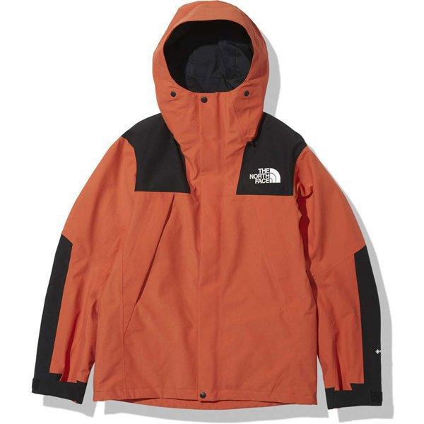 マウンテンジャケット Mountain Jacket NP61800 バーントオーチャー(BH) Mサイズ [アウトドア ジャケット メンズ]