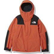 マウンテンジャケット Mountain Jacket NP61800 バーントオーチャー(BH) XLサイズ [アウトドア ジャケット メンズ]