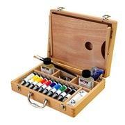 T0284-0510 [油彩木箱セット BASIC-BOX]