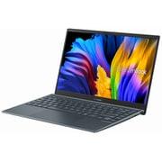 UX325JA-KG259TS [ASUS ZenBook 13 OLED UX325JA 13.3型/Core i7-1065G7/メモリ 16GB/SSD 512GB/Windows 10 Home 64ビット/Microsoft Office Home & Business 2019/パイングレー]