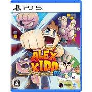 Alex Kidd in Miracle World DX(アレックスキッドのミラクルワールドDX) [PS5ソフト]