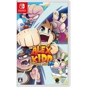 Alex Kidd in Miracle World DX(アレックスキッドのミラクルワールドDX) [Nintendo Switchソフト]