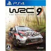 WRC9 FIA ワールドラリーチャンピオンシップ [PS4ソフト]