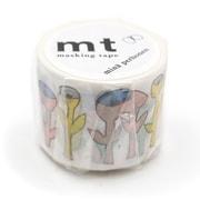 MTMINA42 [マスキングテープ mt 幅35mm×7m巻 ミナペルホネン bloom]