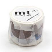 MTMINA43 [マスキングテープ mt 幅35mm×7m巻 ミナペルホネン follow]