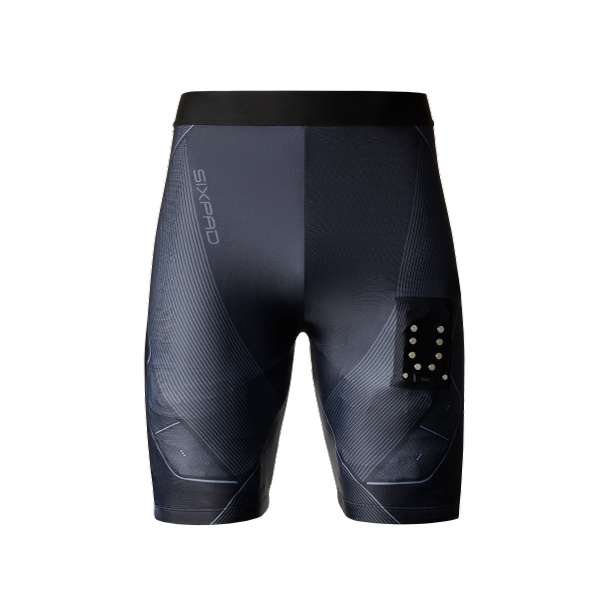 SE-AW00B-M [MTG EMSトレーニングギア SIXPAD Powersuit Lite Hip&Leg Men M シックスパッド パワースーツ ライト ヒップアンドレッグ メンズ M SE-AW01A-S]
