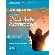 Complete Advanced 2nd Edition Student's Book with Answers with CD-ROM [洋書ELT]