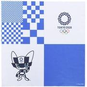 EO-C01BL [クリーニングクロス 東京2020オリンピックマスコットA ライトブルー]