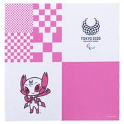 EP-C01PK [クリーニングクロス 東京2020パラリンピックマスコットA ピンク]