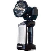 EZ37C6X-B [工事用充電LEDスポットワイドライト(黒)(電池パック・充電器:別売)]