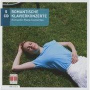 ロマンティックなピアノ協奏曲集 5枚組 ヴァリアスアーティスツ BC-0300519 [クラシックCD 輸入盤]