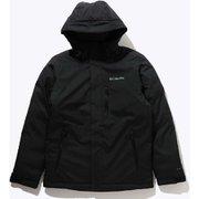 オークハーバーインシュレイテッドジャケット WO6764 010 Black Mサイズ [アウトドア レインジャケット メンズ]