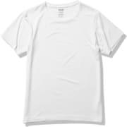 ファインドライ ショートスリーブクルー SHORT SLEEVE CREW MX11309 ホワイト(W) Lサイズ [アウトドア カットソー メンズ]
