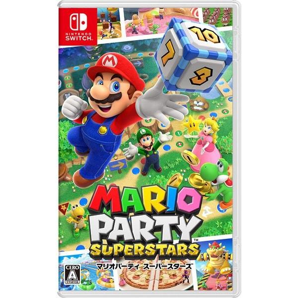 マリオパーティ スーパースターズ [Nintendo Switchソフト]