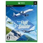 Microsoft Flight Simulator Standard Edition [Xbox Series X ソフト]