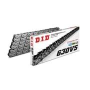 630VS‐140XB STEEL カラー:STEEL サイズ:140L [バイク用チェーン]