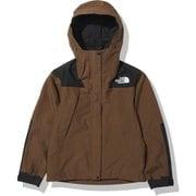 マウンテンジャケット Mountain Jacket NPW61800 アースブラウン(EB) Lサイズ [アウトドア ジャケット レディース]
