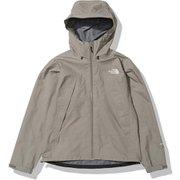 クライムライトジャケット Climb Light Jacket NPW12003 ミネラルグレー(MG) Lサイズ [アウトドア レインジャケット レディース]