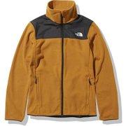 マウンテンバーサマイクロジャケット Mountain Versa Micro Jacket NLW72104 ティンバータン(TM) Mサイズ [アウトドア フリース レディース]