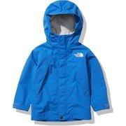 スクープジャケット Scoop Jacket NPJ62003 ヒーローブルー(HB) 150サイズ [アウトドア ジャケット キッズ]