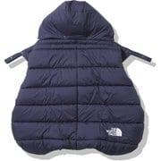 シェルブランケット Baby Shell Blanket NNB71901 TNFネイビー(NY) [アウトドア 小物 キッズ]