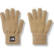 ニットグローブ Kids' Knit Glove NNJ61907 ケルプタン(KT) [アウトドア グローブ キッズ]