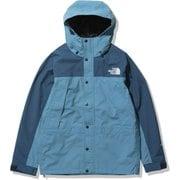 マウンテンライトジャケット Mountain Light Jacket NP11834 モントレーブルー×ストームブルー(MS) XXLサイズ [アウトドア ジャケット メンズ]