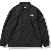 ザ コーチジャケット The Coach Jacket NP72130 ブラック(K) Lサイズ [アウトドア ジャケット メンズ]