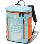 BCヒューズボックス2(キッズ) K BC Fuse Box Ⅱ NMJ82150 トランスアンタークティックブルー×レッドオレンジ(TR) [キッズ用バッグ]