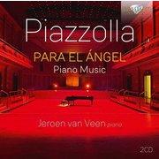ピアソラ:ピアノ曲集 2枚組 ファン・フェーン BRL-96431 [クラシックCD 輸入盤]