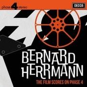 ハーマン映画音楽録音全集 7枚組 バーナード・ハーマン DECCA-485 1585 [クラシックCD 輸入盤]