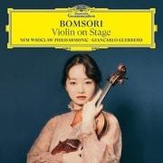 ヴァイオリン・オン・ステージ ボムソリ DG-486 0788 [クラシックCD 輸入盤]