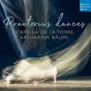 プレトリウス・ダンス カペラ・デ・ラ・トーレ DHM-19439 849172 [クラシックCD 輸入盤]