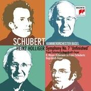 シューベルト:交響曲第7番 ホリガー SONY-19075 814432 [クラシックCD 輸入盤]