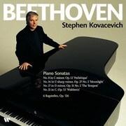 ベートーヴェン:ピアノソナタ選集 2LP コヴァセヴィッチ WARNER-9029.674154 [クラシックLP 輸入盤]