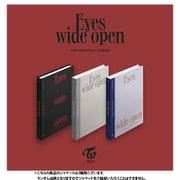 TWICE / 2ND ALBUM : EYES WIDE OPEN (ランダムバージョン) [K-POP 輸入盤CD]