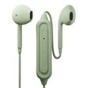 PG-BTE12IE6GR [Bluetooth5.0搭載 ワイヤレスステレオイヤホン インナーイヤータイプ グリーン]