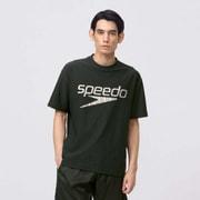 ソフトアクロスショートスリーブシャツ Soft Across S/S Shirt SF72152(K)ブラック Lサイズ [水着 メンズ]