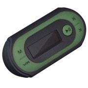 GH-KANAWPA16-GR [MP3プレーヤー 内蔵メモリ16GB FMラジオ搭載 IPX8 防水 KANA Sport グリーン]