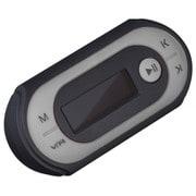 GH-KANAWPA16-GY [MP3プレーヤー 内蔵メモリ16GB FMラジオ搭載 IPX8 防水 KANA Sport グレー]