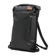 DBT427-BK [バイク用ターポリンツーリングシートバッグ(大容量・確実な固定) 60L ブラック]