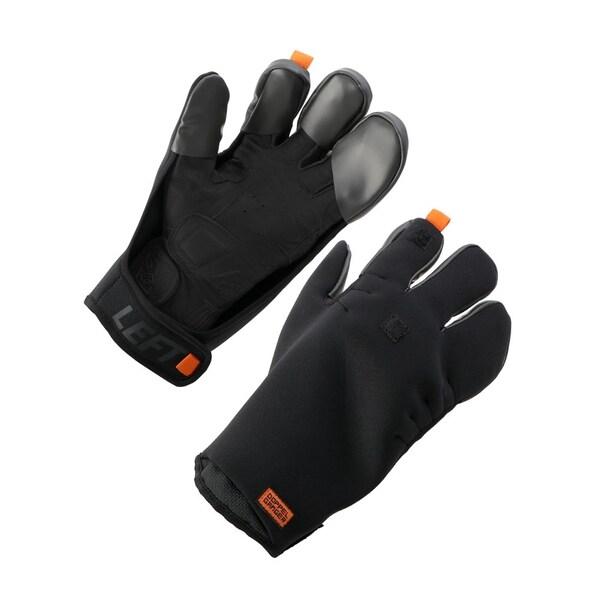 DGL602-BK [バイク用オーバーグローブ(ウエットスーツ素材で冷風をブロック) フリーサイズ ブラック]