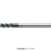 DLC-AZS3110-550 (274-9111) [ユニオンツール 3枚刃DLCコートロングネックスクエア 外径11×有効長55×刃長22×全長110]