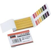 TPHB-1 [TRUSCO ブック式pH試験紙 pH1~14 20枚綴X4冊]