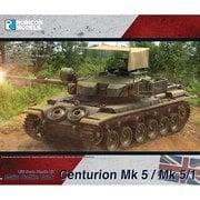 RB0105 1/56 ミリタリーシリーズ センチュリオン主力戦車 Mk.5/Mk.5/1 [組立式プラスチックモデル]