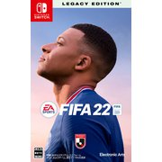 FIFA 22 Legacy Edition [Nintendo Switchソフト]