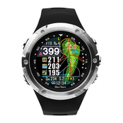 W1 Evolve BK ブラック [腕時計型 GPS距離計測器]