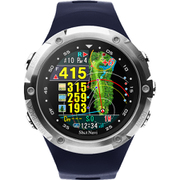 W1 Evolve NV ネイビー [腕時計型 GPS距離計測器]