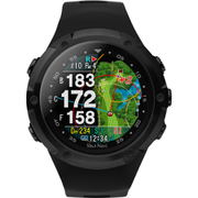 W1 Evolve BKxBK ブラックxブラック [腕時計型 GPS距離計測器]