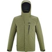 ポベダ 2 3 in 1 ジャケット POBEDA II 3 IN 1 JKT M MIV8890 H FERN 9578 Sサイズ(日本:Mサイズ) [スキーウェア ジャケット メンズ]